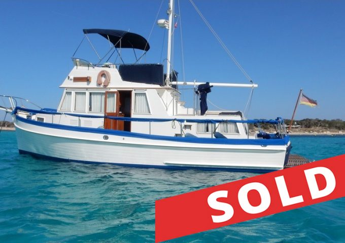 Grand Banks 36 classic – 150.000€