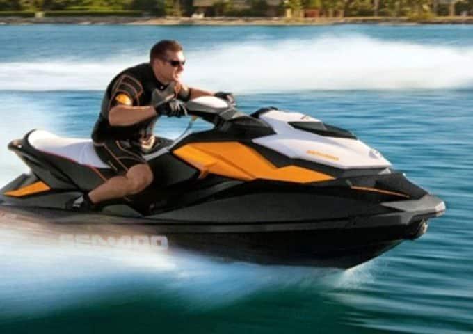 Moto de agua GTR 215