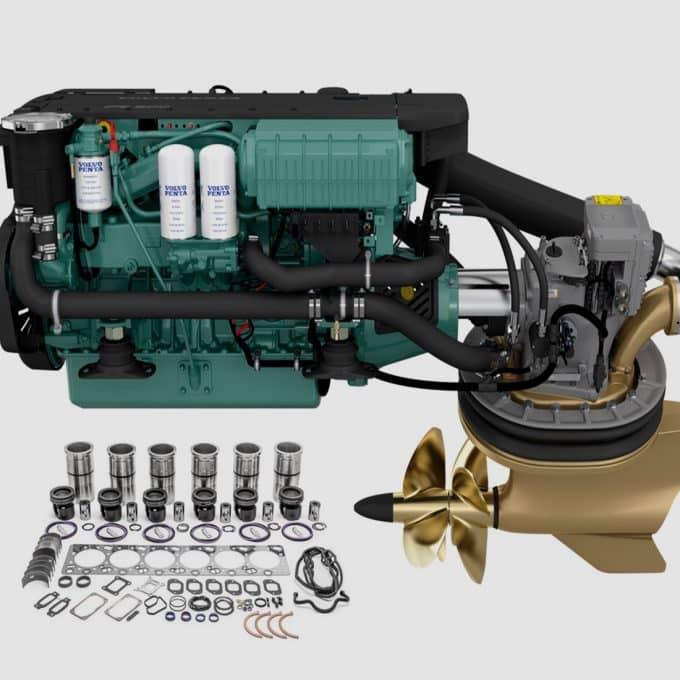 Reparación de motores, repaso general y remotorización