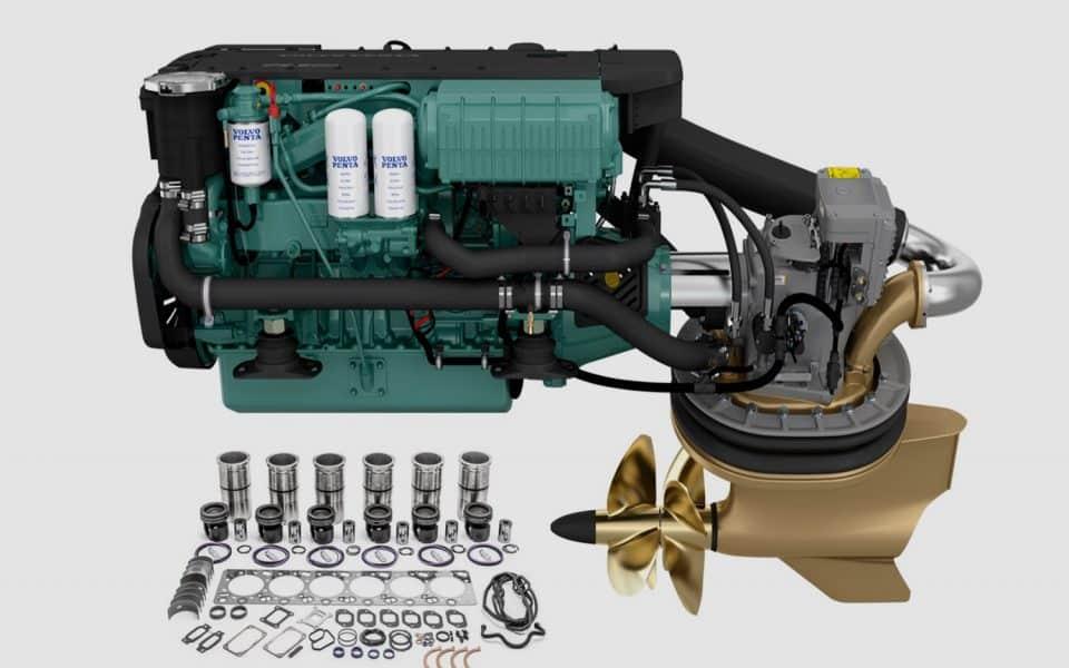 Engine repair, overhaul and repowering