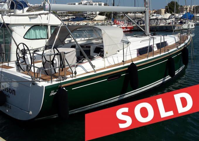 Hanse 385 – 135.000€